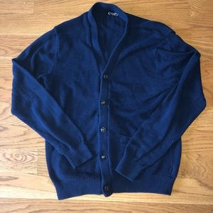 Chaps Men's size small Cardigan